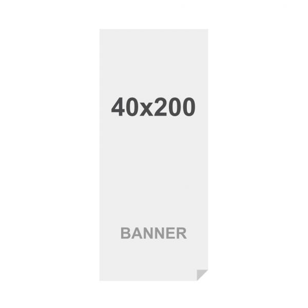 Latex Symbio frontlit 40x200cm, matt, 510g m2