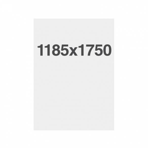 Wysokiej jakości wydruk na papierze 135g/m2, satynowa powierzchnia, 1185x1750mm