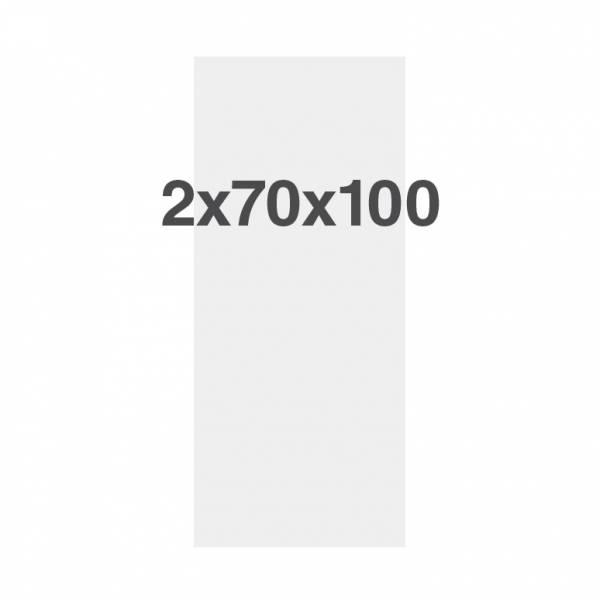 Wysokiej jakości wydruk na papierze 135g/m2, satynowa powierzchnia, 700x2000mm