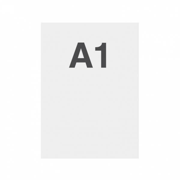 Wysokiej jakości wydruk na papierze 135g/m2, satynowa powierzchnia, A1 (594x841mm)