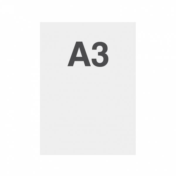 Wysokiej jakości wydruk na papierze 135g/m2, satynowa powierzchnia, A3 (297x420mm)