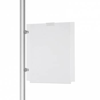 Informacyjne kieszenie akrylowe A4 / poziom