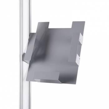 Metalowa kieszeń A4 do stojaka MSM