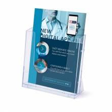 Odlewana kieszeń na ulotki 1 x A4
