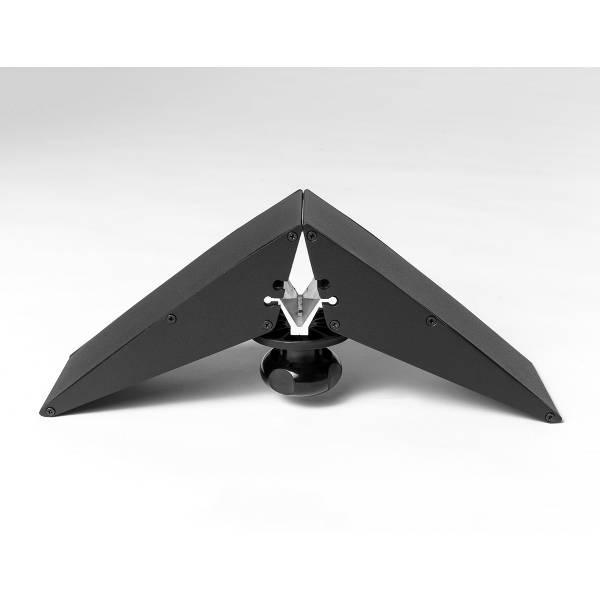 Panelbase Aluminium Black 10cm