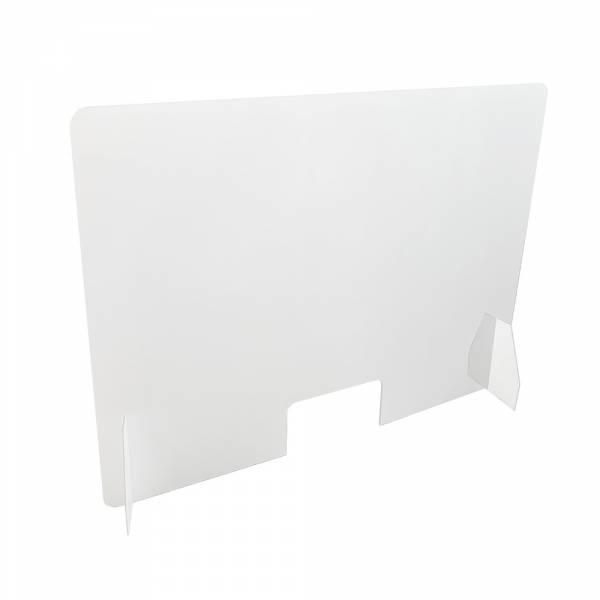 Ścianka ochronna z plastiku
