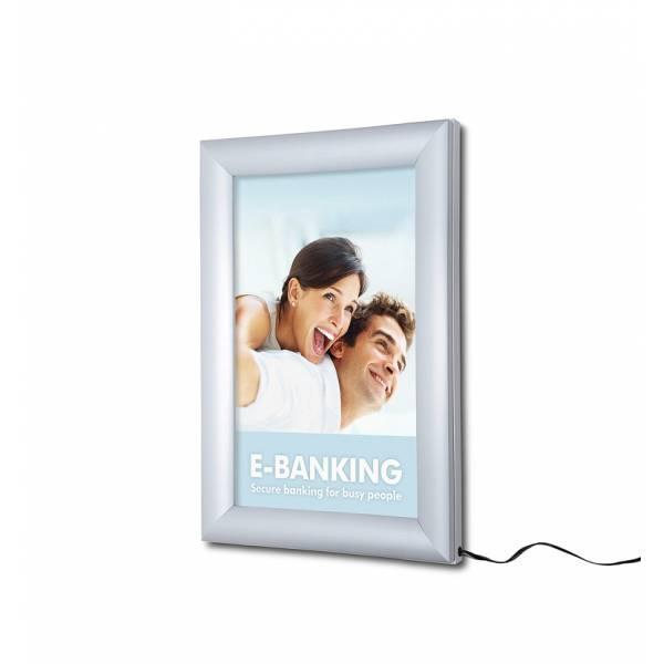 Rama podświetlana LED w formacie A4