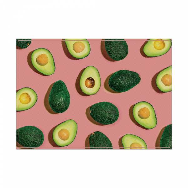 Podkładka Avocado, różowa