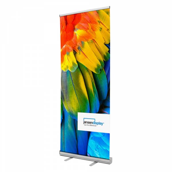 Roll up Economy - banner w formacie 85x200