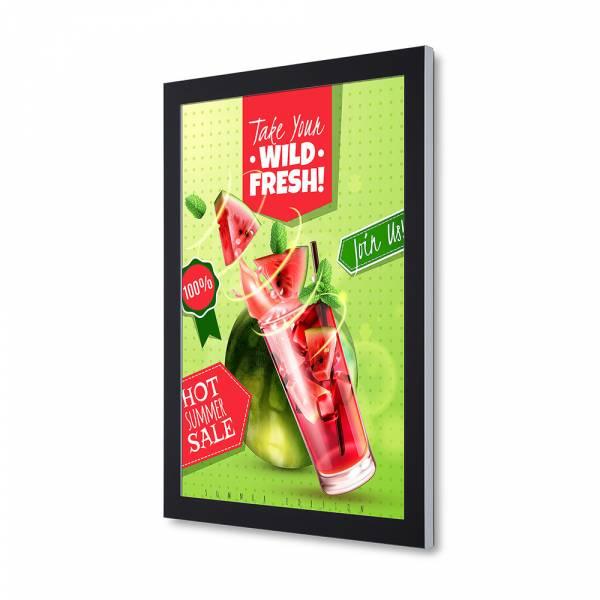 Gablota zewnętrzna na plakaty Premium