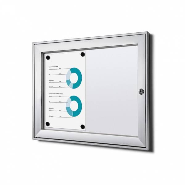 Gablota magnetyczna SCS format 2xA4 (B1)