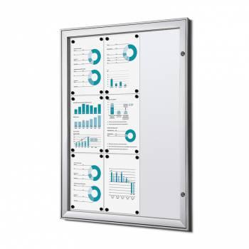 Gablota magnetyczna SCS format 9xA4 (B1)