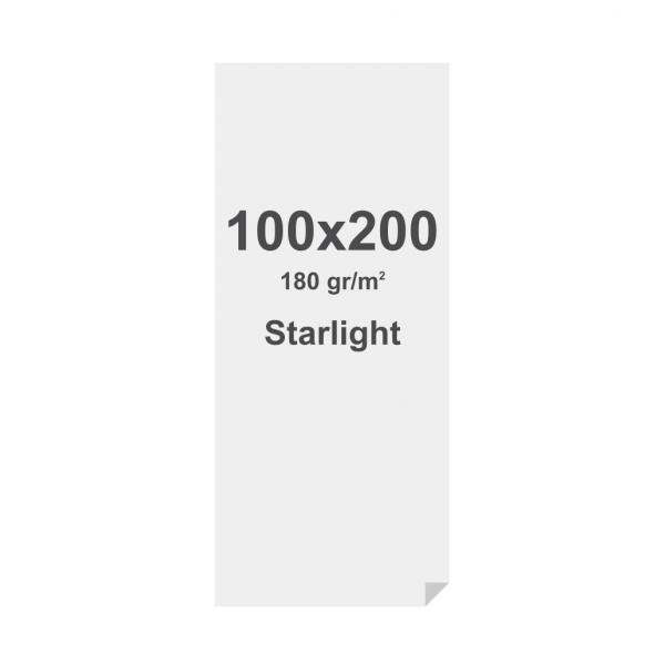 Sublimation print fabric with keder, 1000x2000mm, Starlight 180g/m2, B1