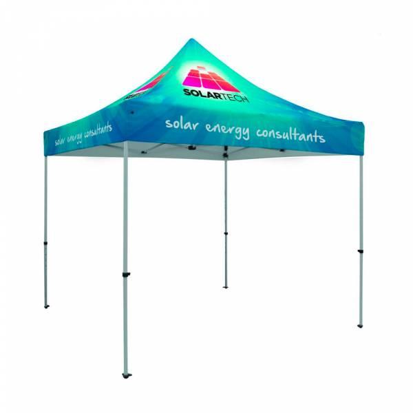 Namiot alu 3x3 m, zadaszenie, kolor