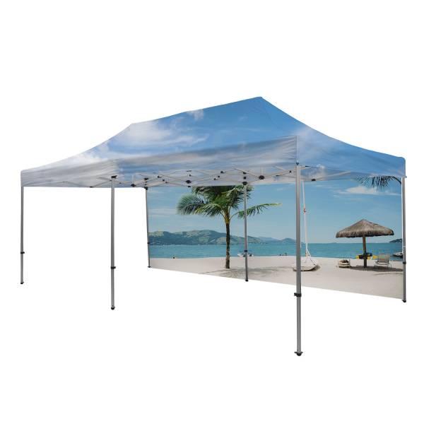 Tent 3x6 mtr Wall Full color inside 300x600D