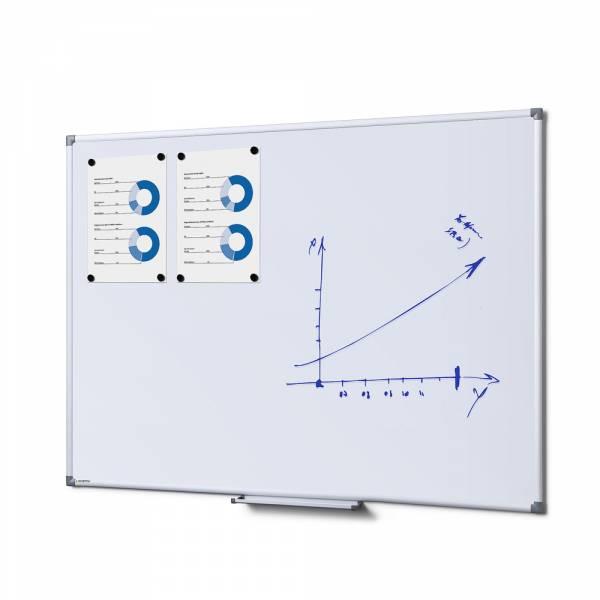 Magnetyczna suchościeralna tablica SCRITTO 90x120 cm