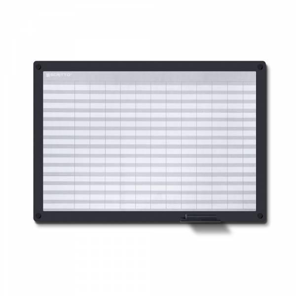 SCRITTO tablica suchościeralna, 900x600mm