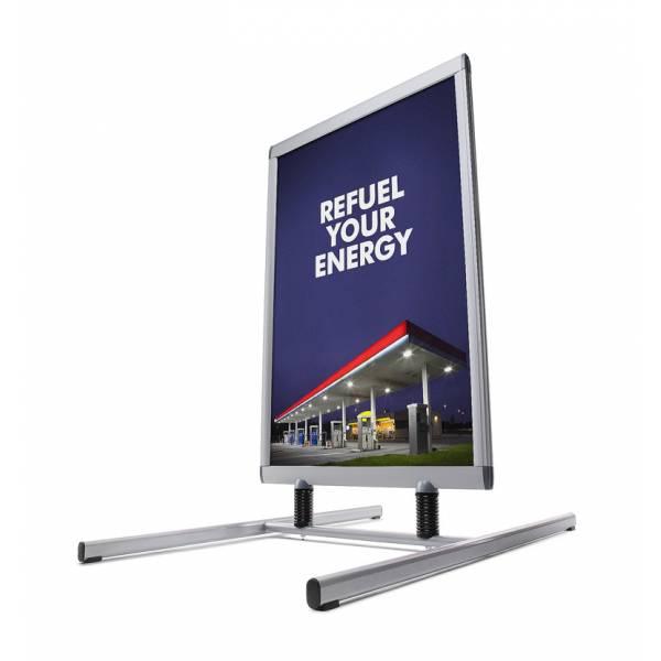 Windtalker Excel Eco ze stalową podstawą 762x1016mm