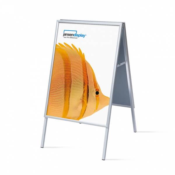 Potykacz reklamowy A1, profil 20mm, narożniki ostre