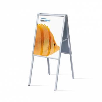 Potykacz reklamowy A2, profil 20mm, narożniki ostre
