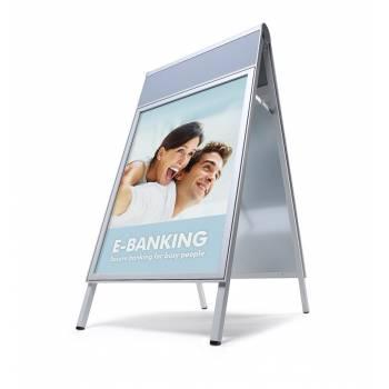 Potykacz reklamowy COMPASSO® C1 format 70x100cm