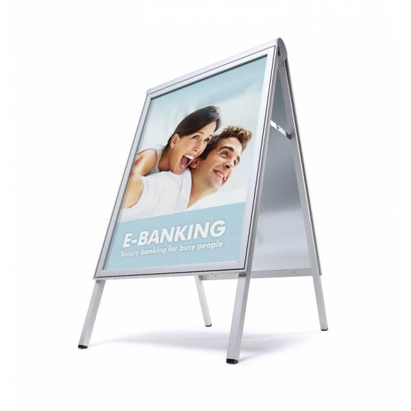 Potykacz reklamowy COMPASSO® C2 format A1